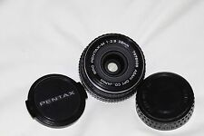 PENTAX-M  28mm f2.8 Wide Angle Lens