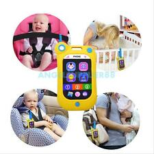 Kids Baby Musical Funny Cell Phone Toys Children Educational Toy Christmas Gift