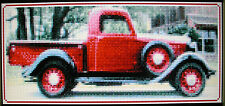 1935 DODGE PICKUP (CLASSIC CAR) ~ Counted Cross Stitch KIT #K971