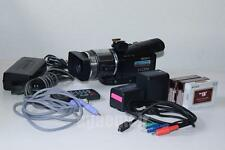 Sony HDV 1080i HandyCam High Def Video Camcorder HDR-HC1 Bundle Mint condition