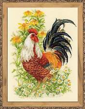 "Counted Cross Stitch Kit RIOLIS - ""Rooster"""