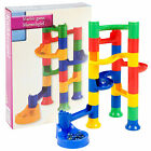Kids Marble Run Race Construction Kit Childrens Toy Creative Building Game Set