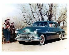 1951 Buick Special 4 Door Deluxe Sedan Photo Poster Z1600