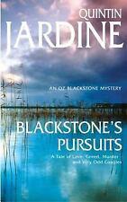 Blackstone's Pursuits (Oz Blackstone Mysteries), Jardine, Quintin, New Books