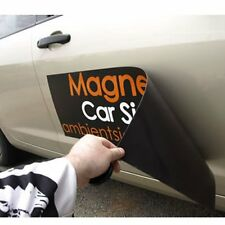 Custom Vehicle Magnetic Signs 1 x 1'