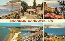 B88200 shanklin sandown i w  uk  14x9cm