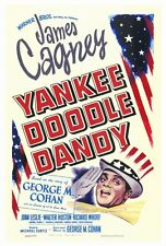 "YANKEE DOODLE DANDY Movie Poster [Licensed-NEW-USA] 27x40"" Theater Size Cagney"
