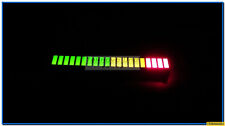 4 pcs TriColor Fixed LED Bargraph Array 20-Segments (for Audio VU Meter) - USA