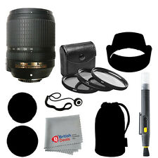 Nikon 18-140mm f/3.5-5.6G ED VR AF-S DX NIKKOR Zoom Lens + Deluxe Accessory Kit
