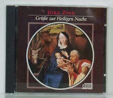 CD Jörg Zink Grüße zur Heiligen Nacht Musik Hans-Jürgen Hufeisen  Kreuz 1995