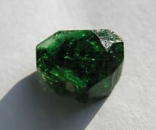 Gw- EXCELLENT DEEP GREEN CHROME TOURMALINE from Usambara Mnts, TANZANIA