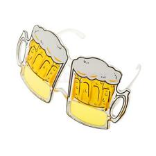 Novelty Beer Goggles Yellow Green Funny Gift Sunglasses Stag Night Hen Party