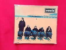 OASIS Roll With It CD Single