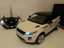 Rastar Official Range Rover Evoque Radio Remote Control Car 1/14 Scale (NEW)