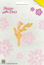 Nellie Snellen SHAPE DIES - BARE BRANCH Cutting die - SD011 Nellie's  *