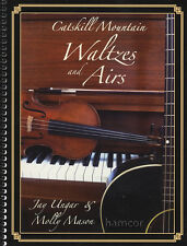 Catskill Mountain Waltzes & Airs Jay Ungar & Molly Mason Fiddle Music Book
