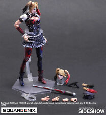 ARKHAM KNIGHT HARLEY QUINN PLAY ARTS KAI FIGURE By Square Enix ~BRAND NEW~