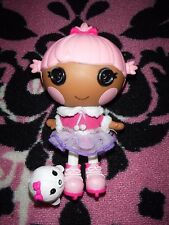 lalaloopsy twirly figure eight little sister Full Sz  doll With pet Complete Lot