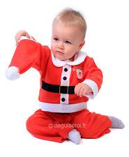 Déguisement Père Noël garcon - 38486 - 12 mois - Port 0€ - 12 mois