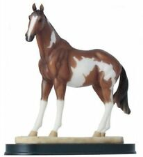 6.5 Inch Brown Horse Animal Figurine Statue Collectible Figure Wild Nature