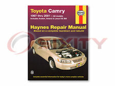 Toyota Camry Haynes Repair Manual LE CE XLE Shop Service Garage Book sw