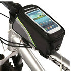 New NEW Cycling Bicycle bike Front tube Trame Bag for IPhone 4 4S iphone 5