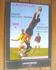 CALCIATORI 1962-1963 (2005) ALBUM PANINI RISTAMPA LA GAZZETTA DELLO SPORT