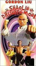NEW The Shaolin Drunken Monk VHS Video, Chia Hui Liu, Eagle Han