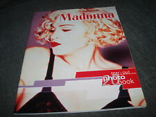 MADONNA - Tear Out Photo Book 90's