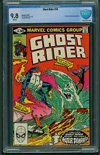 Ghost Rider #59 (1981) CBCS Graded 9.8 ~ Water Wizard ~ Moondark ~ Not CGC