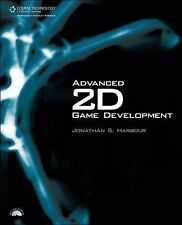 Advanced 2D Game Development by Jonathan S. Harbour (2008, Mixed Media)