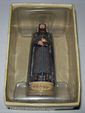 LORD OF THE RINGS Chess Collection Set.1 #01 White King ARAGORN Chess Piece Only