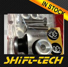 ST494 GILLES TOOLING BMW S1000RR  S1000R  HP4 BIKE STAND ADAPTERS  SPOOLS