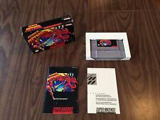 Super Metroid (Super Nintendo, SNES) Complete - Tested