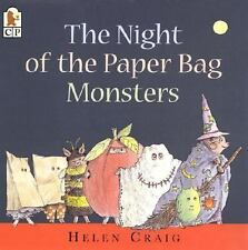 The Night of the Paper Bag Monsters (Halloween), Craig, Helen, New Book