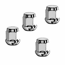 Set of 4 M12 x 1.5 19mm Hex Radius Seat Alloy Wheel Nuts Lugs for Honda Cars