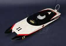 NEW Apparition Brushless RC Twin Brushless Motors Boat Almost Ready to Run ARTR