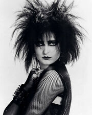 Siouxsie Sioux Fantastique Portrait BW 10x8 Photo