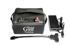 36 hole Lithium Golf Battery Pack ideal PowaKaddy, Hill Billy and Motocaddy 22ah