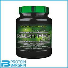 Scitec Multi Pro Plus Vitamin Complex Omega Vit B6 & Zinc Iron & Magnesium 30 pk