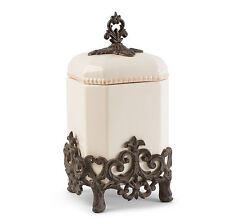 """GG Collection 14"""" Provencial Canister"""
