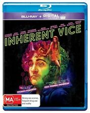 Inherent Vice (Blu-ray, 2015)