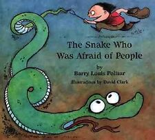 Rainbow Morning Music Picture Bks.: The Snake Who Was Afraid of People by...