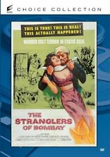 The Stranglers of Bombay DVD (1959) Allen Cuthbertson, George Pastell, Guy Rolfe