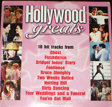 Hollywood Greats - 10 Hit Tracks (CD), Daily Mirror Compilation.