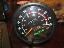 arctic cat ZR ZRT speedometer used 5600 miles