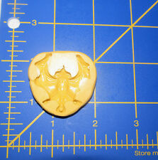 Bat Halloween  -Flexible Push Silicone Mold-Candy Cookie Crafts Cupcake