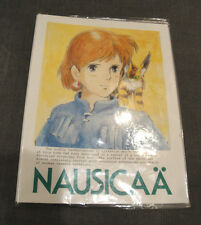 The Valley of Wind Nausicaa Binder Miyazaki Ghibli Studio Anime Japan NEW