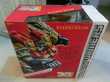 Transformers Supreme Starscream - Year Of The Horse Platinum Edition, MISB