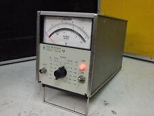 HP 3400A, ein professionelles 10 MHz-RMS-Millivoltmeter von Hewlett Packard